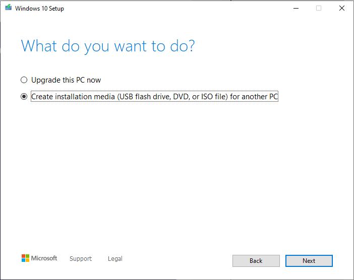 Ghid Instalare Windows 10 1
